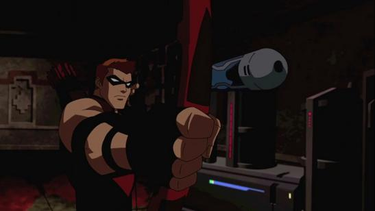 Red Arrow Young Justice